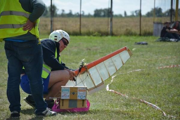 Жовківські авіамоделювальники вибороли золото та срібло на етапі Кубку світу