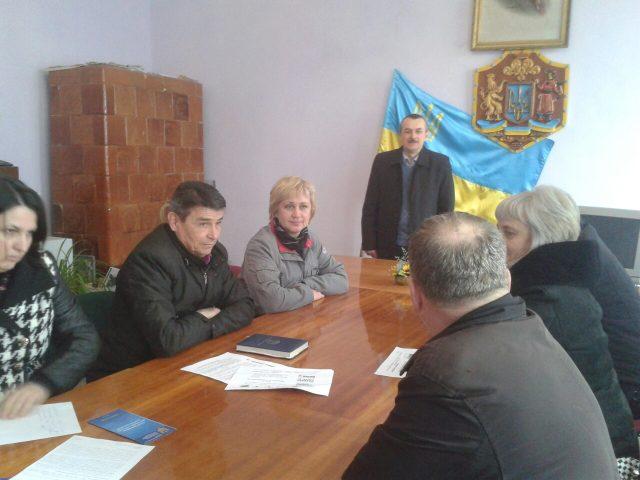 зустріч в Кунині на Жовківщині