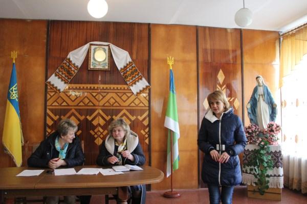 Зустріч з підприємцями та громадянами у селі Добросин