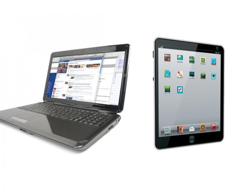 що купити - планшет або нотбук?
