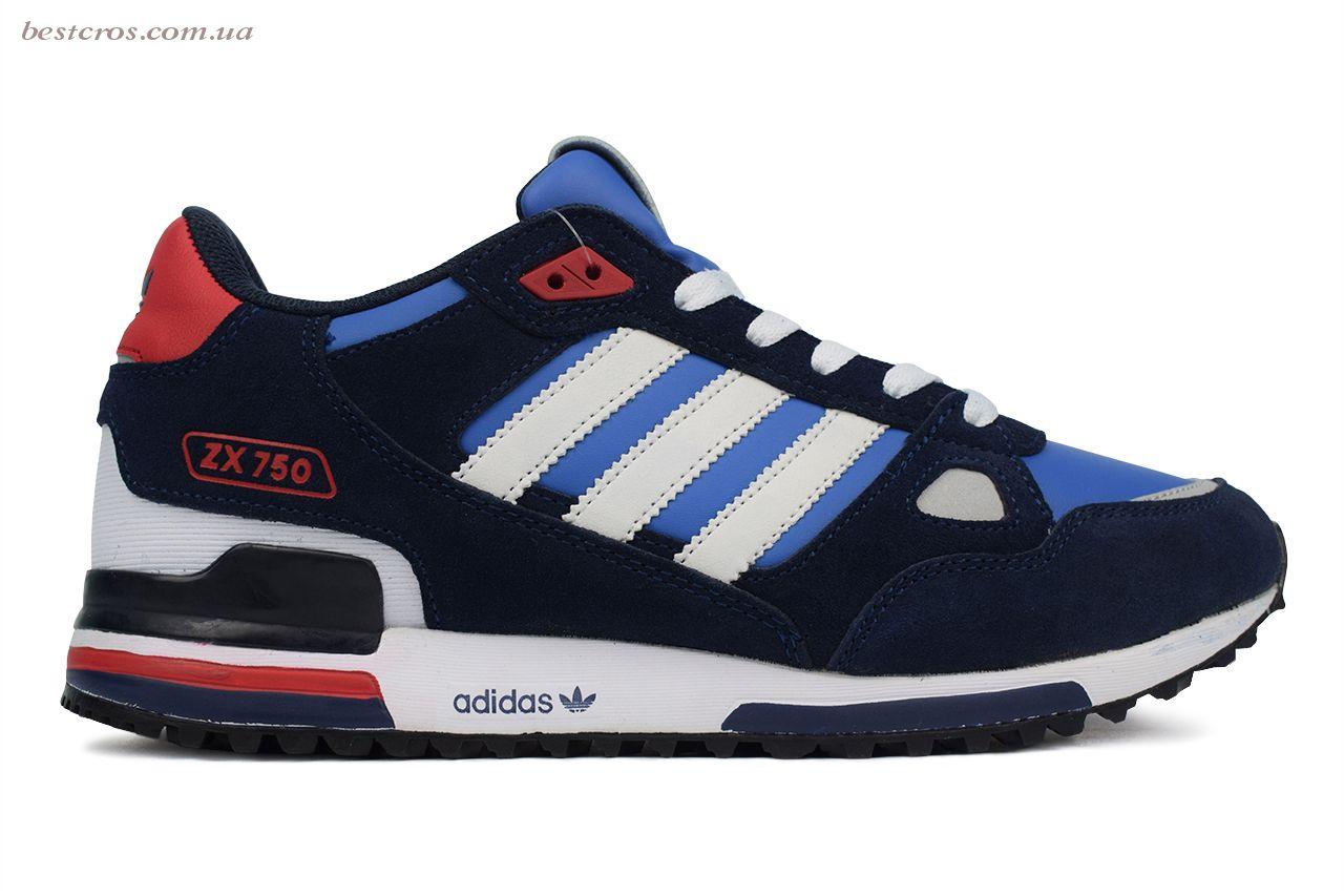 Спортсмени вибирають зручні і стильні кросівки Adidas ZX 750 ... 079339a885575