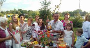 свято села в Туринці
