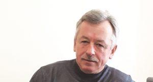 сільський голова Лаврикова Михайло Жуком