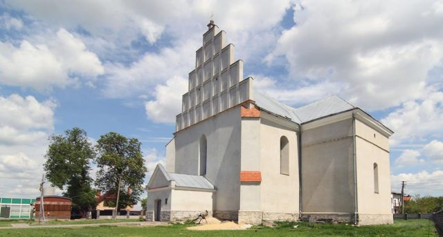 костел св. Миколая у Куликові