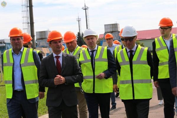Більче-Волицько-Угерське газосховище є важливим для забезпечення безперебійного опалювального сезону