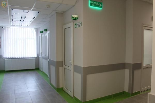 Капітальний ремонт приймальних відділень у Дрогобичі та Стрию завершать у квітні цього року