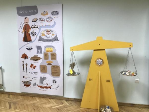 """У Львівському історичному музеї презентували виставково-освітній проєкт """"Historia magistra vitae est. Наша державність"""""""