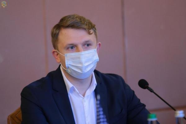 Максим Козицький зустрівся з військовим аташе США Стенлі Неміцом